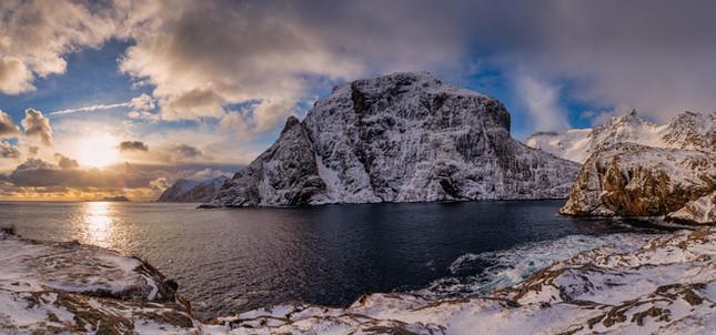 Å | Southern tip of Lofoten