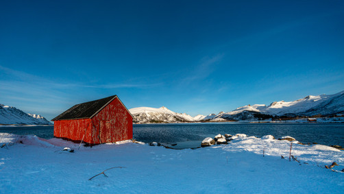 Red Cabin