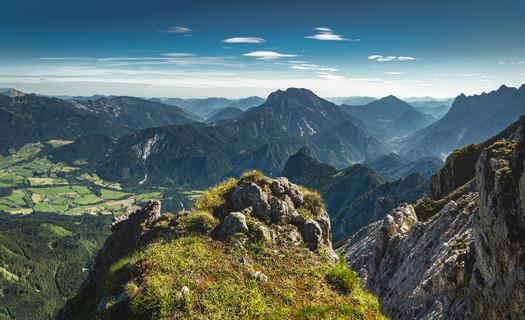 Panoramic View | Gesäuse National Park