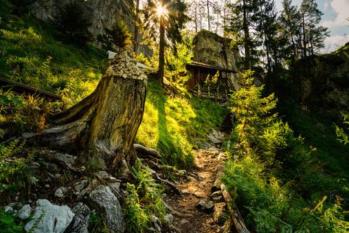 Waterhole Gorge