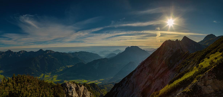 Sunrise | Gesäuse National Park