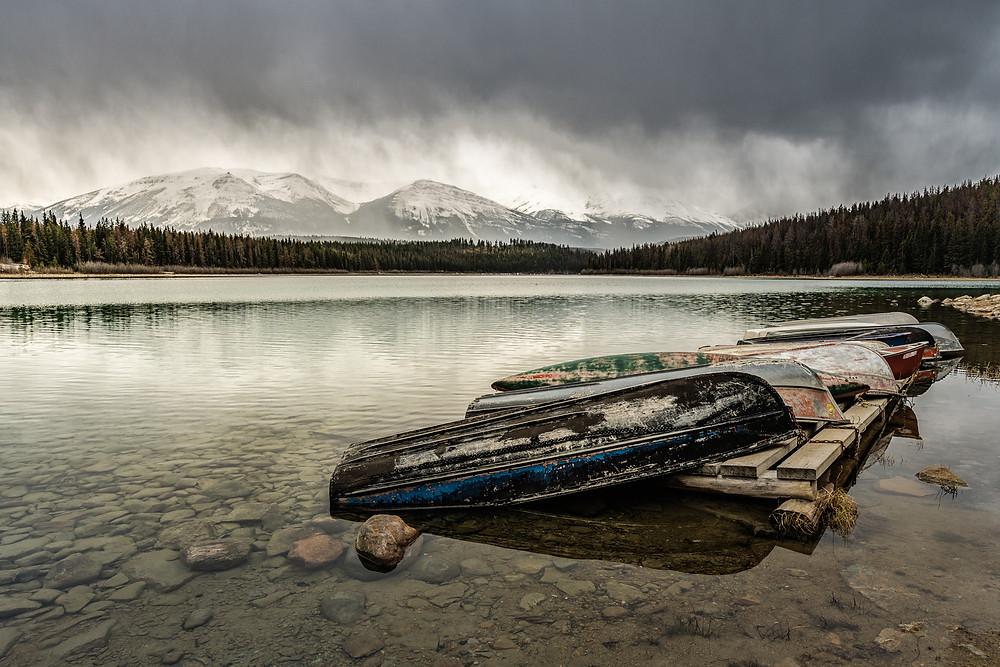 Patricia Lake | Jasper | HolgerOlivier Photography