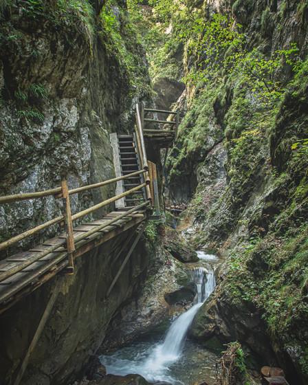 Dr. Vogelgesang Gorge