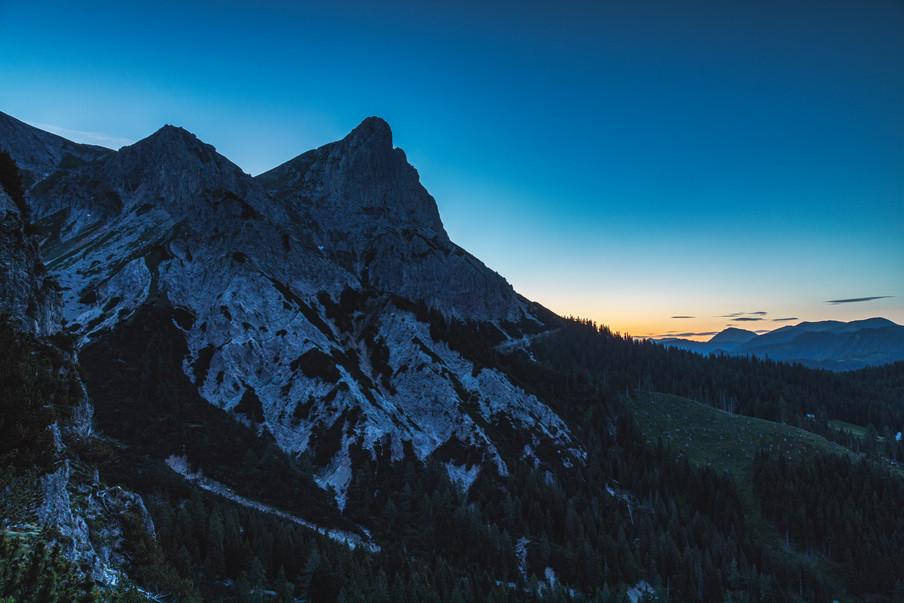 Sunrise at Mount Kalbling | Gesäuse National Park