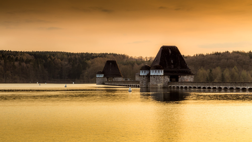 Möhne Reservoir | HolgerOlivier Photography