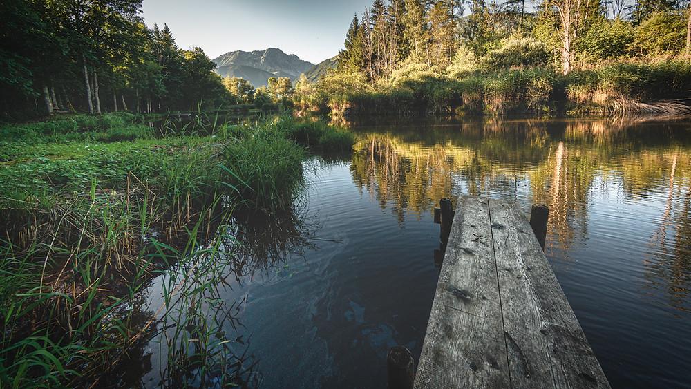Fishpond | Frauenberg | HolgerOlivier Photography