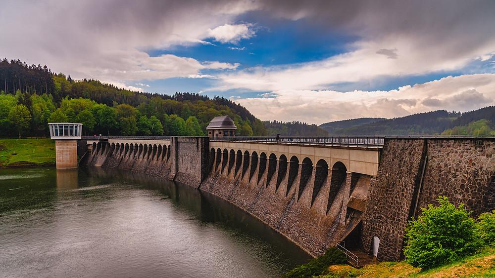 Lister Dam | Sauerland | HolgerOlivier Photography