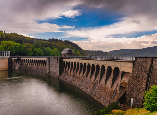 Lister Dam | Location Scouting