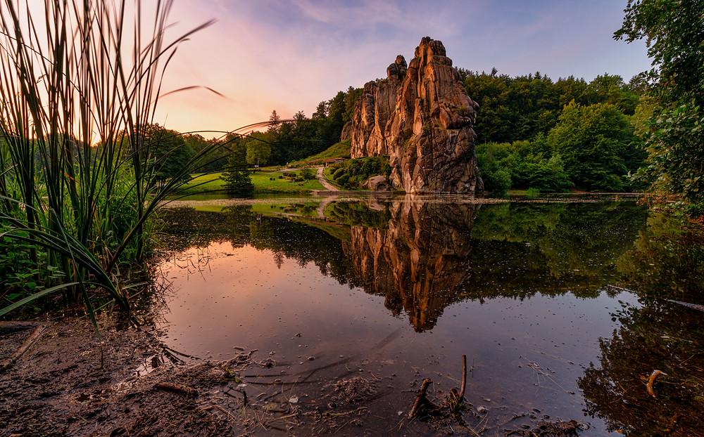 Extern Stones | Teutoburger forest | HolgerOlivier Photography