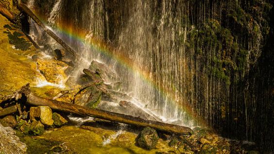 Rainbow | Waterfalls | Waterhole Gorge