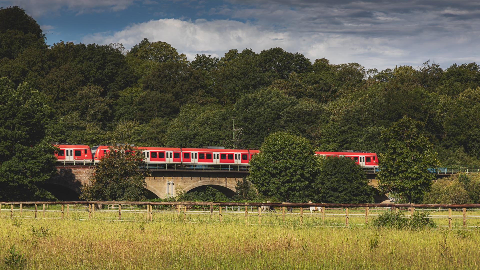 Railway line | Sieg Valley