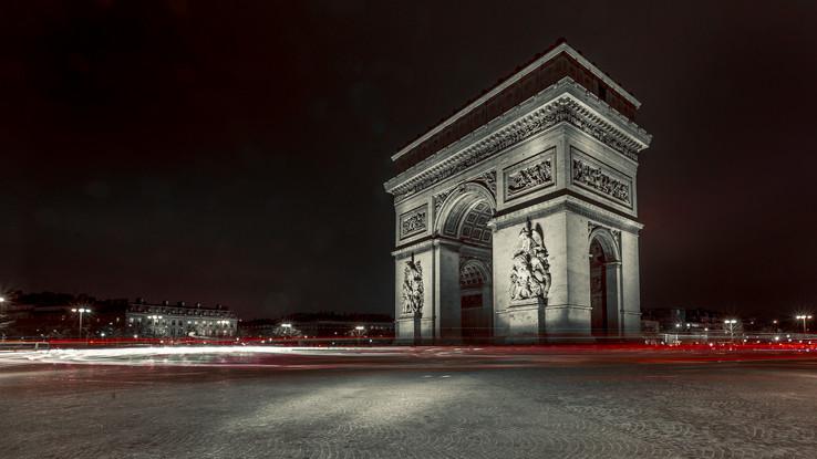 France | Paris | Arc de Triomphe