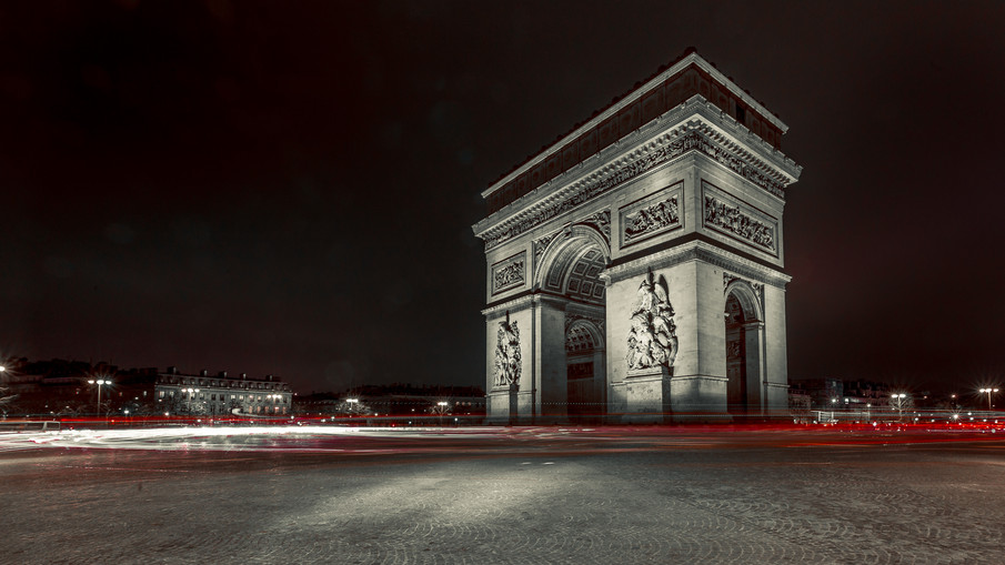 France | Paris | Arc de Triomphe