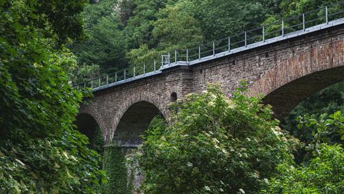 Viaduct | Vulcan Express Railway