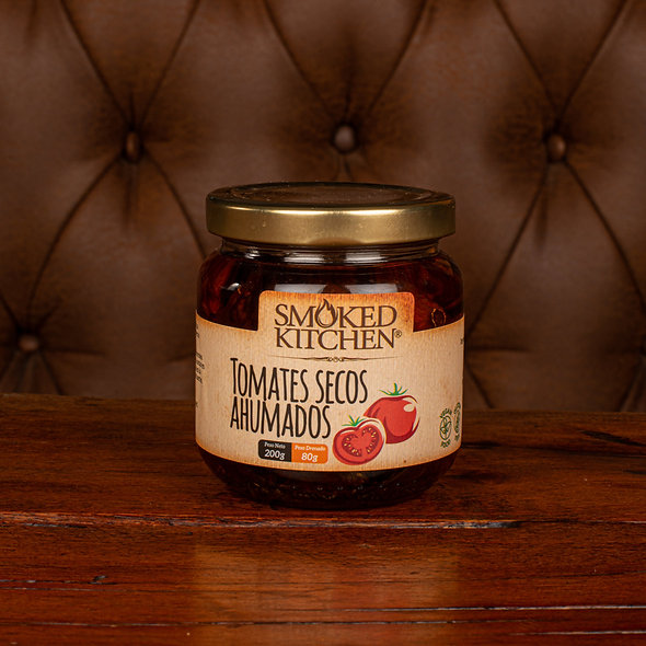 Tomates secos smoked  (200 gr)