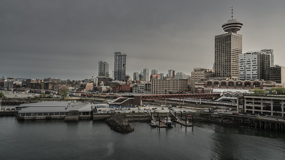 Vancouver Station and Ferry Port | HolgerOlivier Photography
