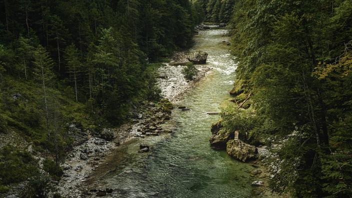 River Salza