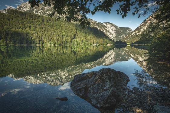 Leopoldsteiner Lake