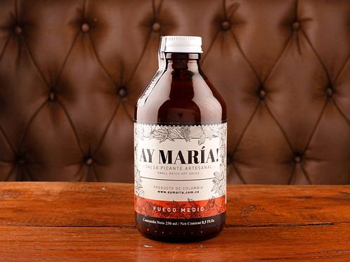 Aji ay Maria fuego medio (250 ml)