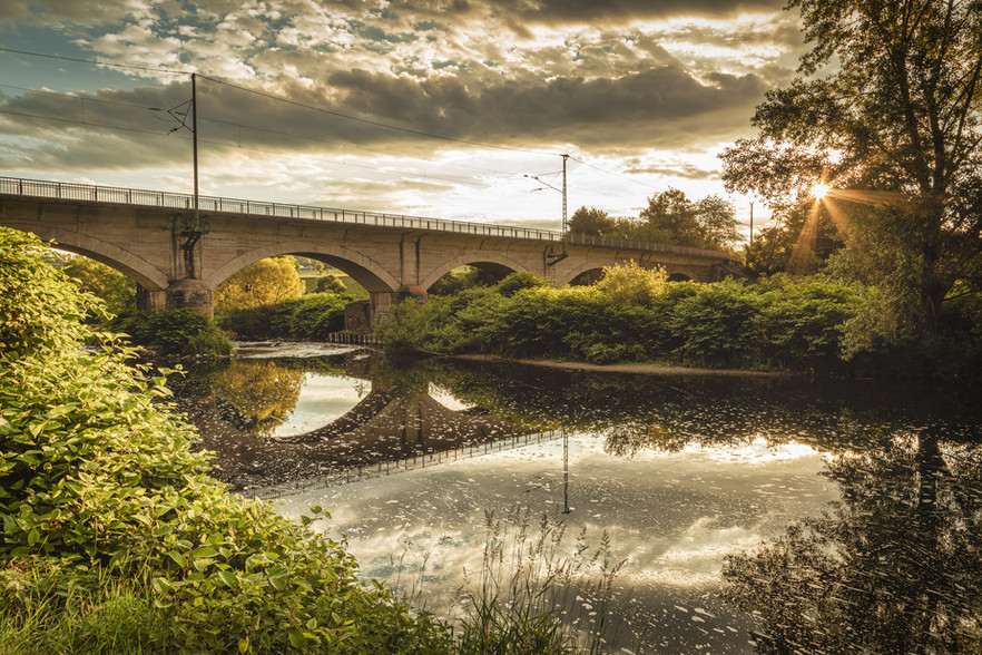 Railway Bridge | River Sieg