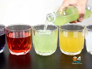 Drink Flavored Water?  Think again!