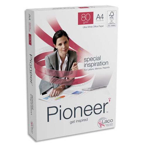 RAMETTE PAPIER A4 PIONEER 80G