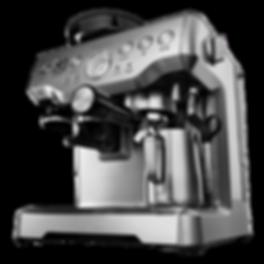 Кофемашина Bork C304, аренда рожковой кофемашины