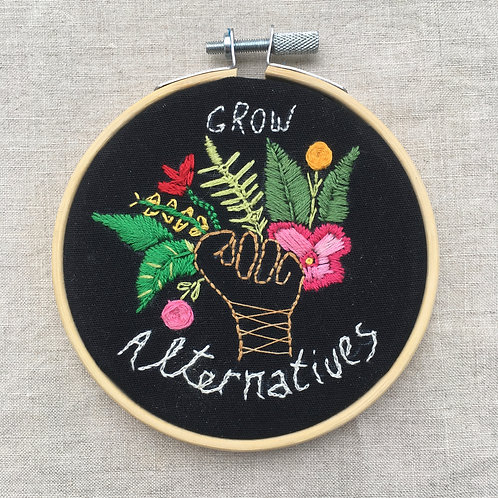 "Grow Alternatives 4"" SOLD"