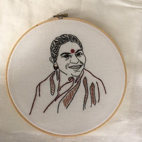 "Icon Vandana Shiva 8"""