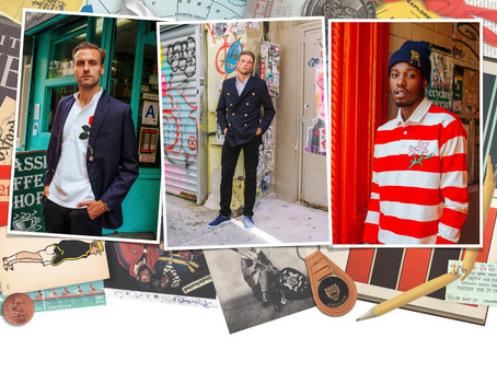 Rowing Blazers—An Ivy League Revival Straight from the Boating Club