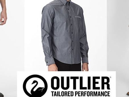 Outlier—Men's Fashion Built for the Bomb Shelter