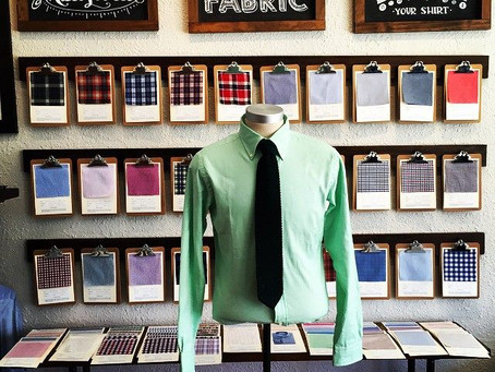 Ratio Clothing—The Promise of Perfect Measurements