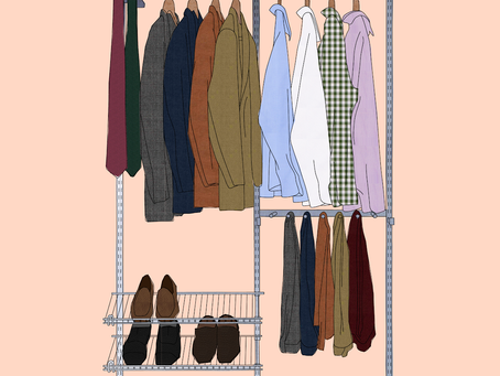 A Solid Foundation—Getting the Bones of Your Closet in Place
