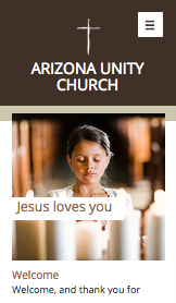 Community & Education website templates – Church Site