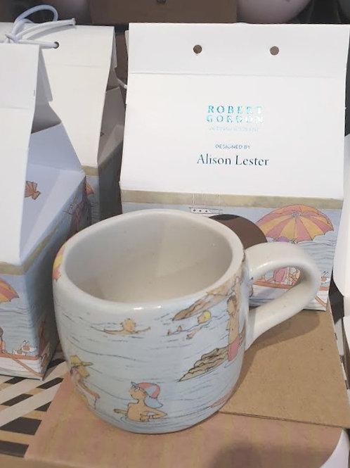 Small persons mug - Alison Lester