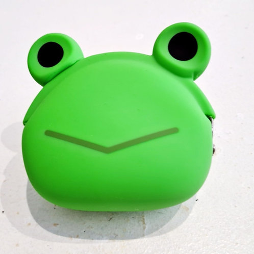 Frog Kids Coin Purse