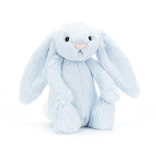 Jellycat Bashful Blue Bunny - Medium