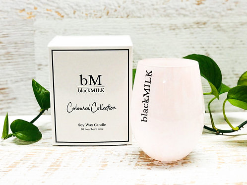 Candle - Marble Pink – Guava Lychee Sorbet