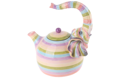 Elephant Quirky Teapot