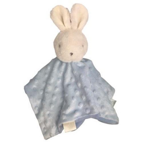 Bunny Comforter Light Blue