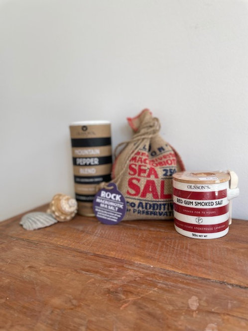 Red Gum Smoked Sea Salt
