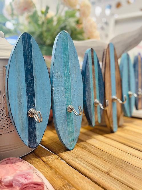 Surfboard hooks