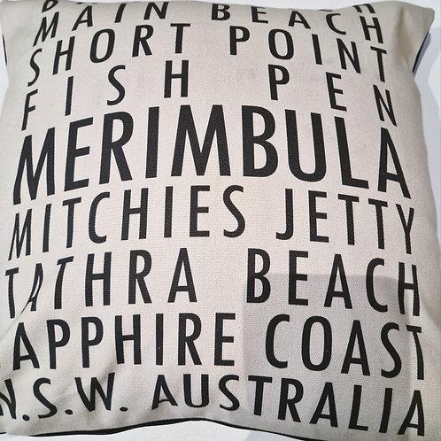 Taupe Cushion 40 x 40