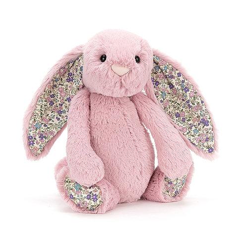Jellycat Blossom Bashful Tulip Pink Bunny - Medium