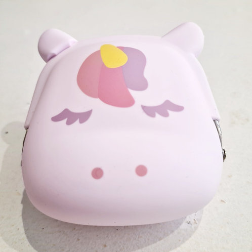 Unicorn Kids Coin Purse