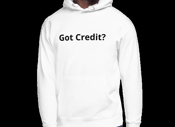 Got Credit? Unisex Hoodie