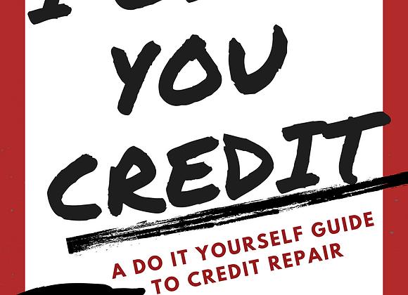 Te doy crédito (digital)
