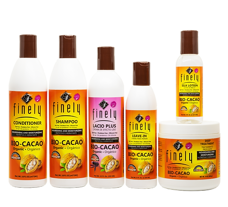 Línea FINELY BIO-Cacao