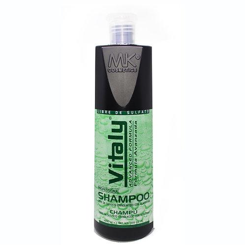 Shampoo VITALY Libre de Sulfato