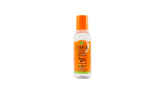 Gota de brillo Finely Argan Oil